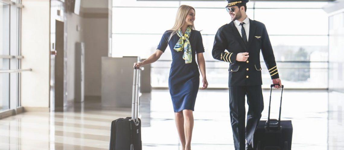 Private transportation for Flight Crews